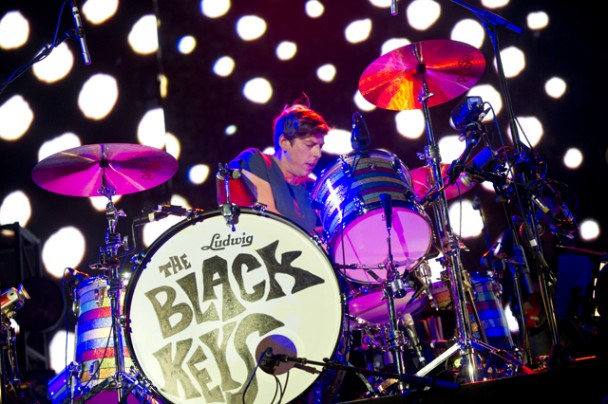 Black Keys Drums The Black Keys' Patrick Carney