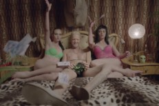 "Die Antwoord – ""Baby's On Fire"" Video"