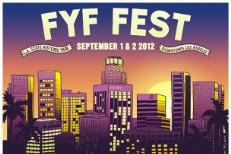 FYF Fest 2012 Lineup