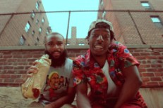 "Flatbush Zombies - ""Face Off"" video"