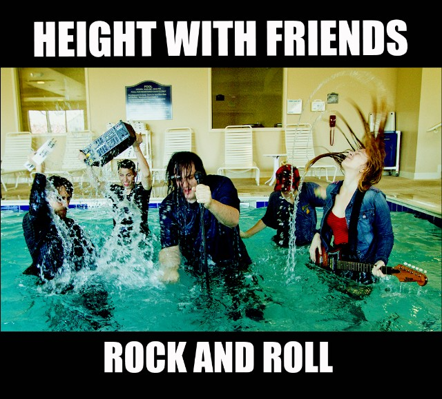 Height With Friends - Rock And Roll