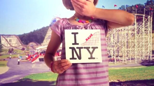 I Love NY ad
