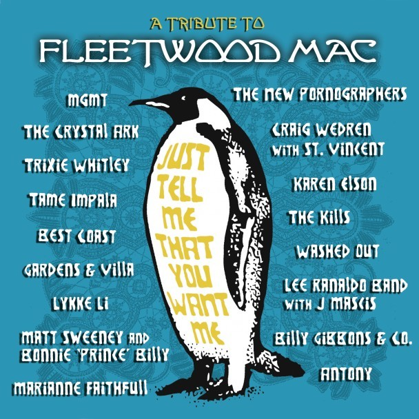 Hear MGMT, Lykke Li, Antony Cover Fleetwood Mac