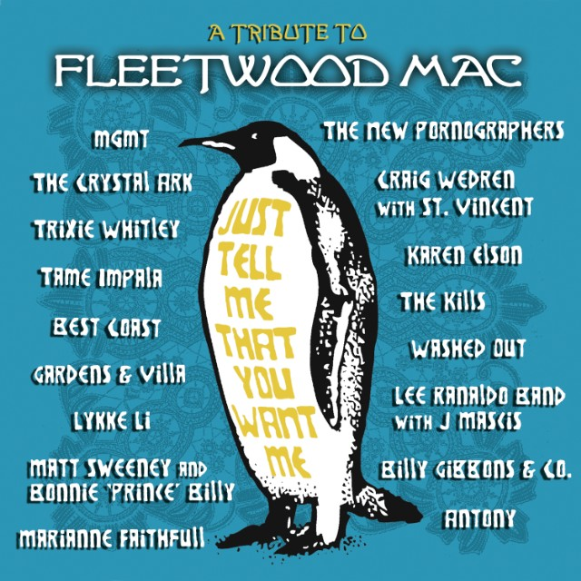 Just Tell Me That You Want Me: Tribute To Fleetwood Mac