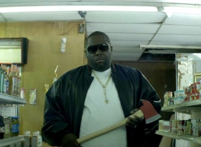 "Killer Mike - ""Big Beast"" Video"