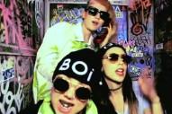 "L$D (Grimes, Kreayshawn, Blood Diamonds, Tragik) – ""DONT SMOKE MY BLUNT BITCH"" Video"