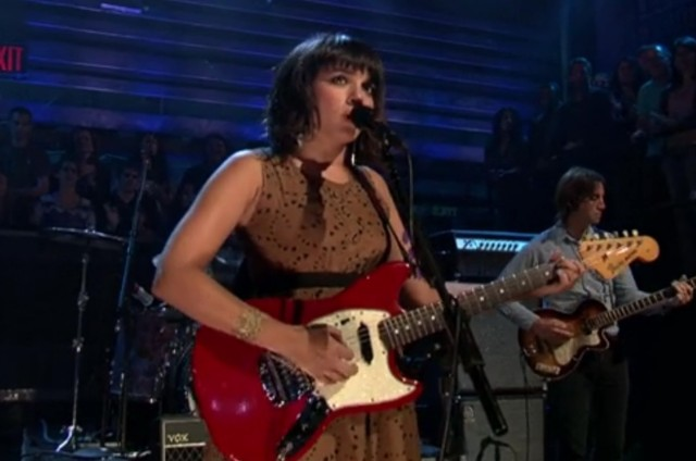 Norah Jones on Fallon