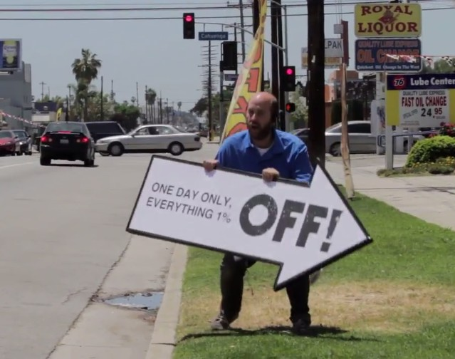 "OFF! - ""Cracked"" video"