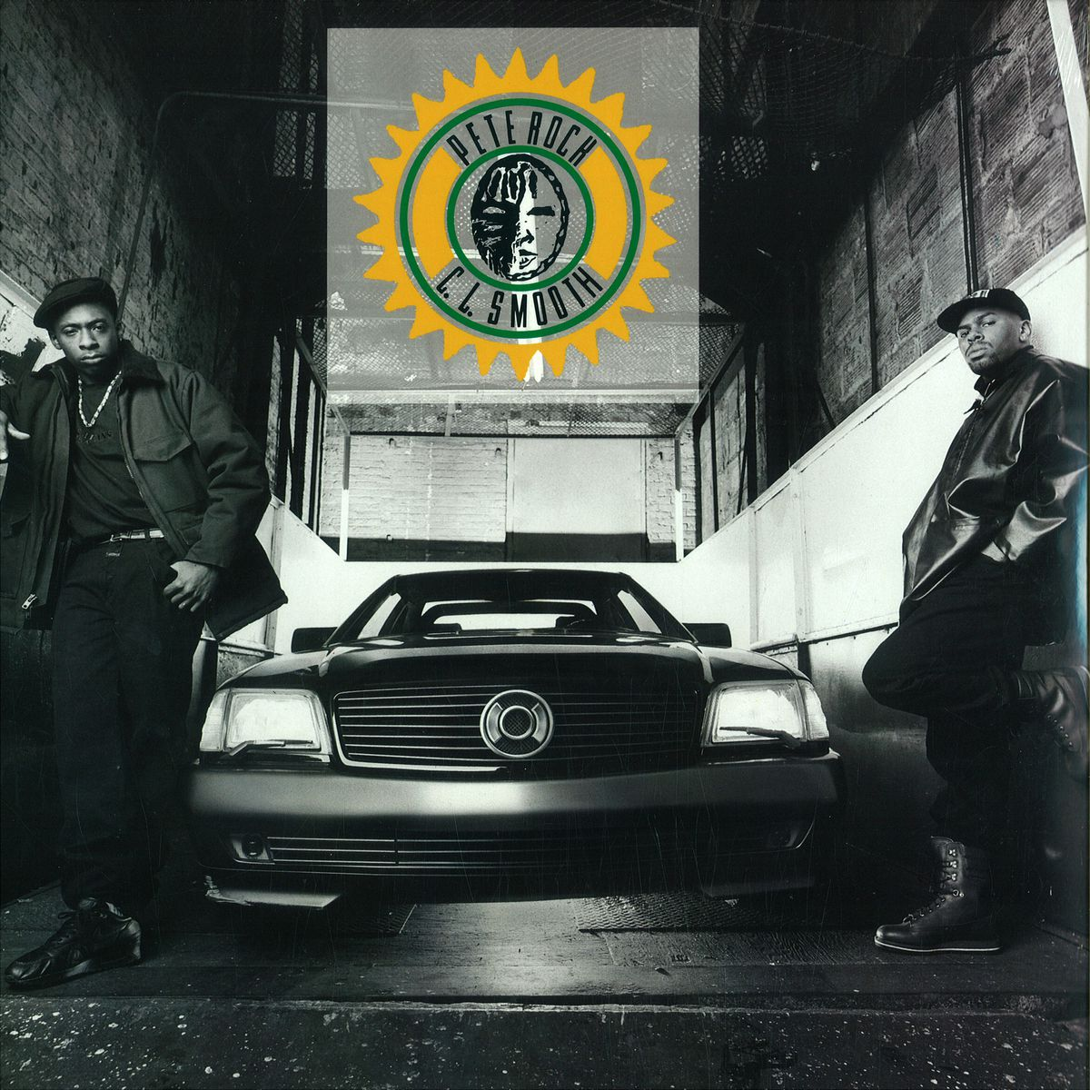 Resultado de imagen para Pete Rock & C.L. Smooth - Mecca And The Soul Brother