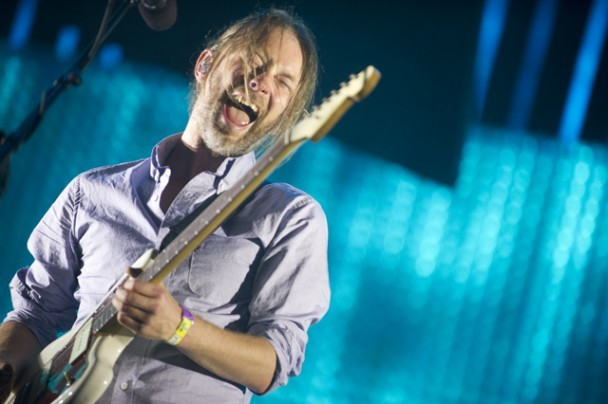 Radiohead Soundcheck New Song