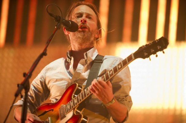 Radiohead Cancel Shows, Release Statement On Stage Collapse