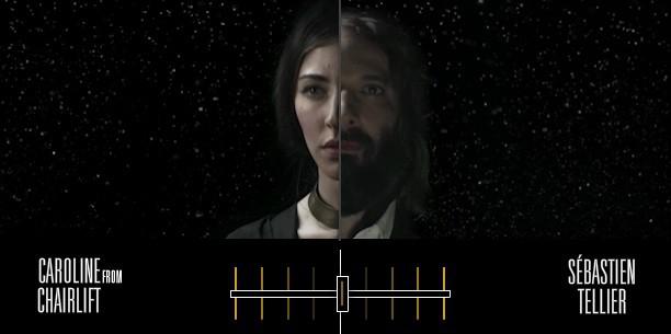 "Sébastien Tellier & Caroline Polachek - ""Side By Side"""