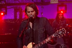 Silversun Pickups on Letterman