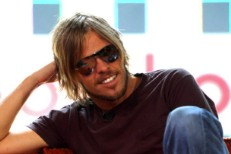 Foos&#8217; Taylor Hawkins Playing Iggy Pop In <em>CBGB</em> Movie