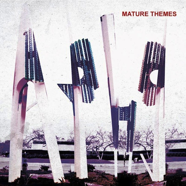 Ariel Pink - Mature Themes