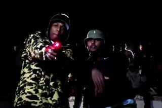 "ASAP Rocky – ""Brand New Guy"" (Feat. ScHoolboy Q) Video"