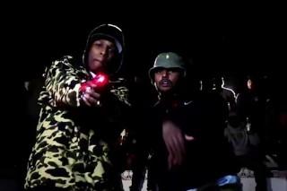 "ASAP Rocky – ""Brand New Guy"" (Feat. ScHoolboy Q) Video"