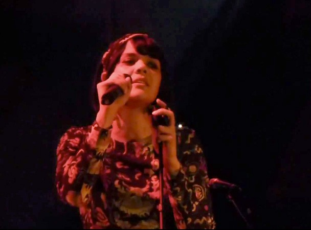 Bat for lashes laura nothing tell