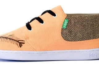 Justin Vernon Designs A Shoe