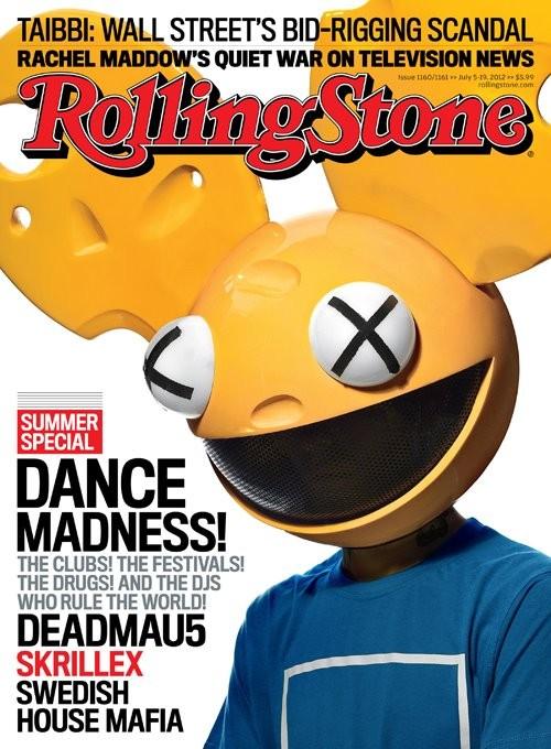 Deadmau5 Is The Best EDM Artist, Says Deadmau5