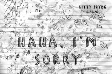 Download Kitty Pride 'Haha, I'm Sorry' EP