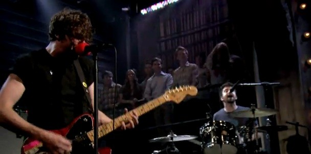 Watch Japandroids Play 'Fallon'