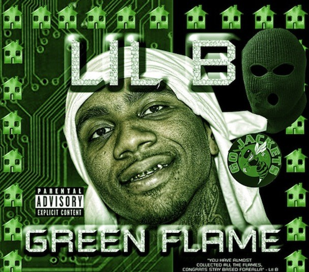 Mixtape Of The Week: Lil B Green Flame - Stereogum