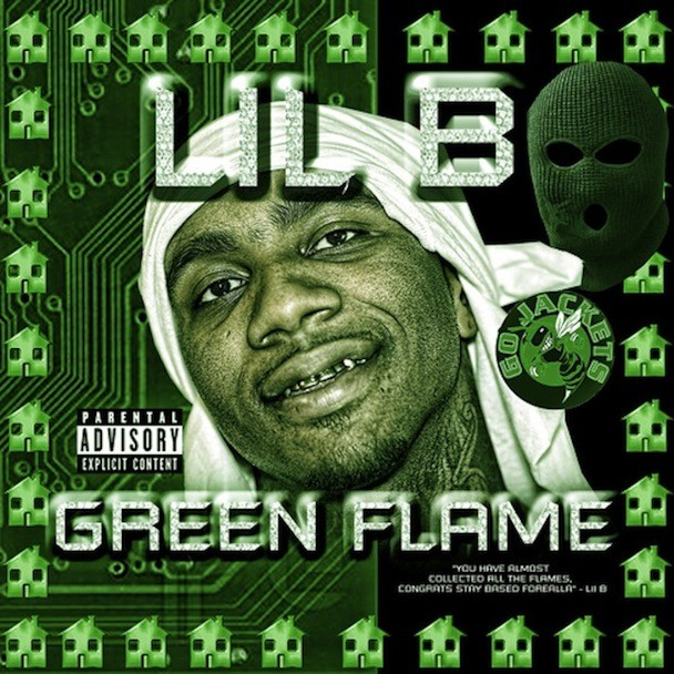 Lil B - Green Flame
