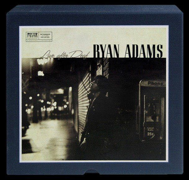 Ryan Adams - Live After Deaf box set