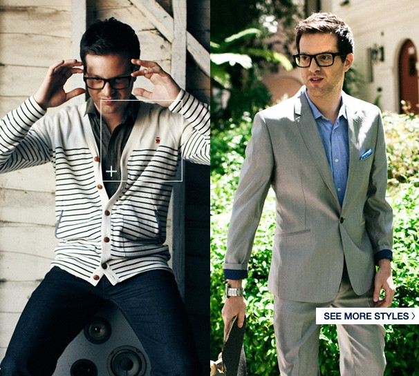 Mayer Hawthorne For Gap styld.by