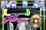 """M.I.A. – """"Bad Girls (Switch Remix)"""" (Feat. Missy Elliott & Rye Rye)"""