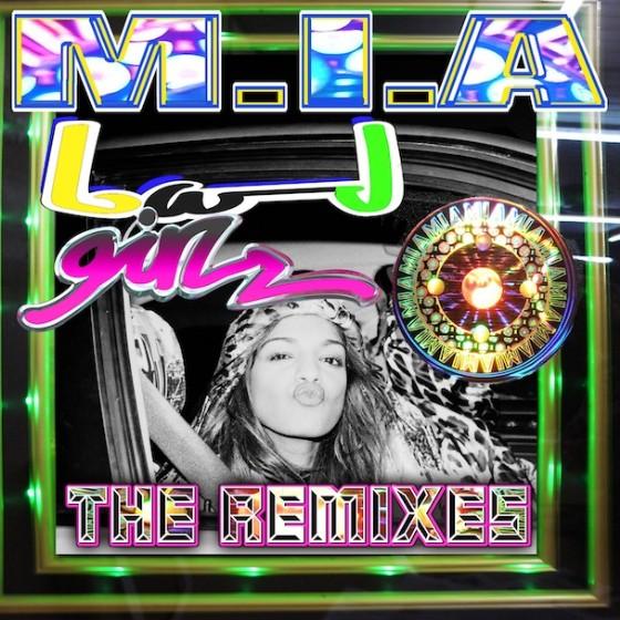 """M.I.A. - """"Bad Girls (Switch Remix)"""" (Feat. Missy Elliott & Rye Rye)"""