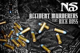 "Nas – ""Accident Murderers"" (Feat. Rick Ross)"