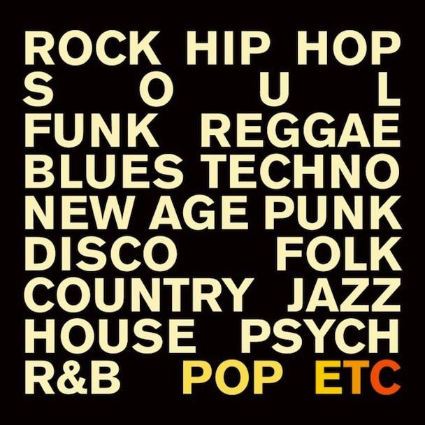 Stream POP ETC's Self-Titled LP