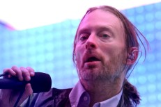 "Watch Radiohead Debut ""Full Stop"" In Chicago"