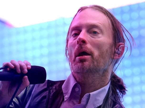 "Radiohead - ""Full Stop"""