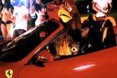 "Waka Flocka Flame – ""Rooster In My Rari"" Video"