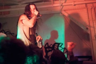 Watch Trash Talk & Odd Future Perform Together In Brooklyn