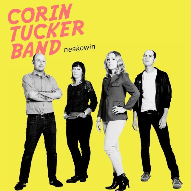 "Corin Tucker Band - ""Neskowin"""