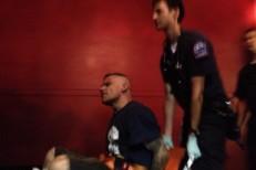 Cro-Mags Fight At CBGB Festival 7/7/12