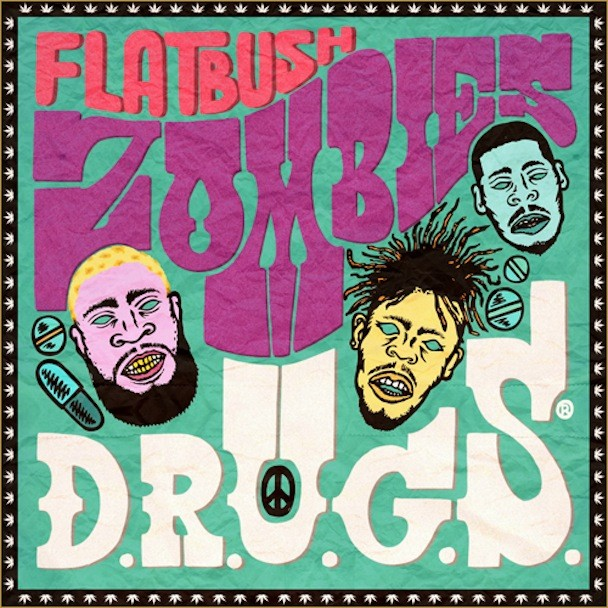Flatbush Zombies - DRUGS