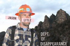 "Jason Lytle – ""Dept. Of Disappearance"""