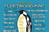 """Craig Wedren & St. Vincent – """"Sisters Of The Moon"""" (Fleetwood Mac Cover)"""