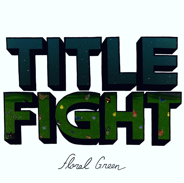 Tital Fight - Floral Green