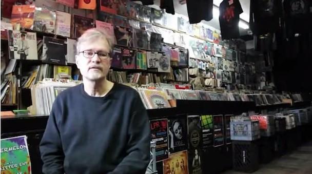 Watch A Documentary About Bleeker Bob's