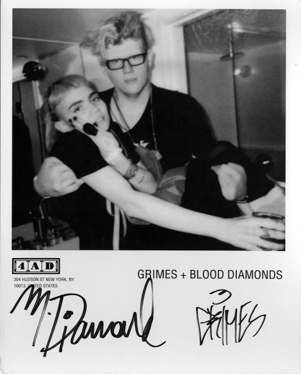 Blood Diamonds -