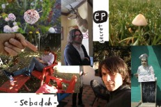 Sebadoh - The Secret EP front cover
