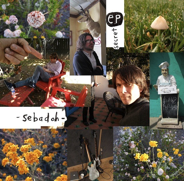 Sebadoh - The Secret EP