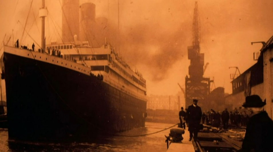 titanic evaluation A boy and a girl from differing social backgrounds meet during the ill-fated maiden voyage of the rms titanic caption authors (danish) casper skaarup casperdk86 category.