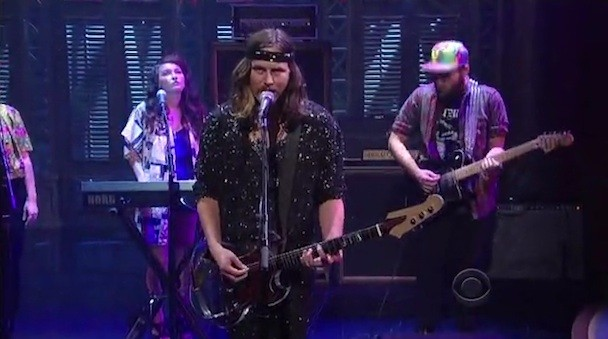 Watch JEFF The Brotherhood Play 'Letterman'